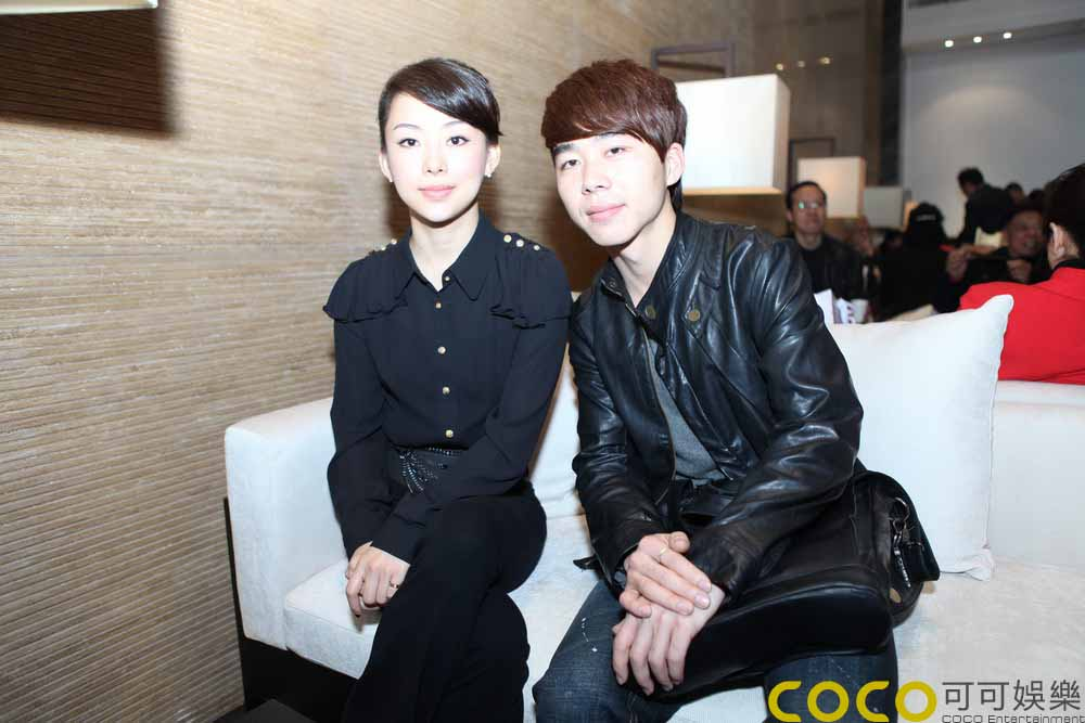 中国第一台球美女潘晓婷出席武汉房产活动